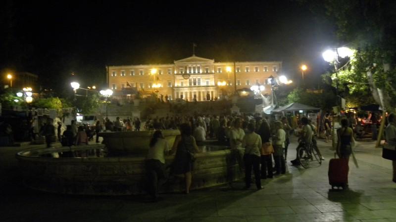 Noční Syntagma